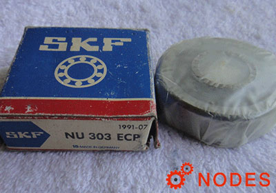 SKF NU303ECP cylindrical roller bearings