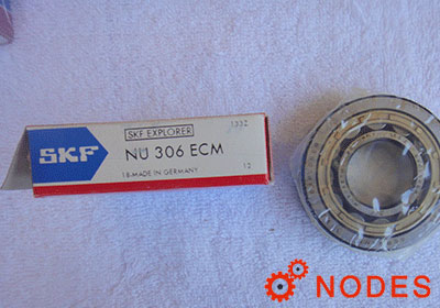 SKF NU306ECM cylindrical roller bearings