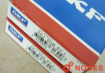 SKF NU308ECJ cylindrical roller bearings