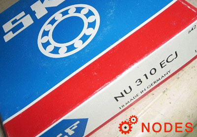 SKF NU310ECJ cylindrical roller bearings