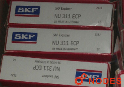 SKF NU311ECP cylindrical roller bearings