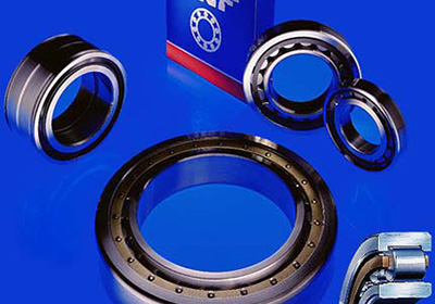 SKF cylindrical roller bearings