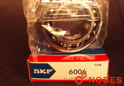 SKF 6006 single row deep groove ball bearings