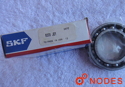 SKF 6009 single row deep groove ball bearings