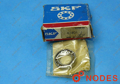 SKF 61801 single row deep groove ball bearings