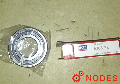 SKF 6206-2Z deep groove ball bearing