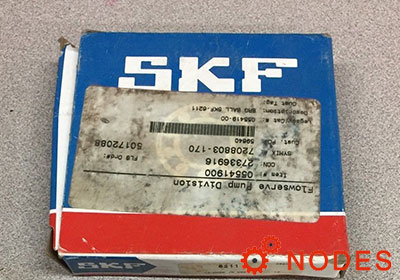 SKF 6211 single row deep groove ball bearings
