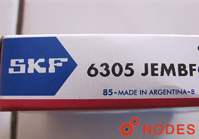 SKF 6305 single row deep groove ball bearings