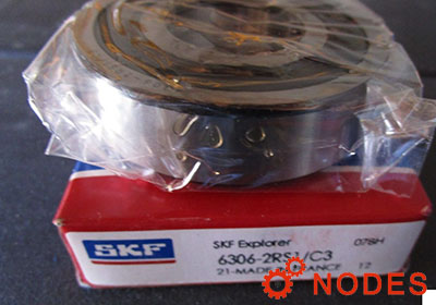 SKF 6306-2RS1/C3 Bearing