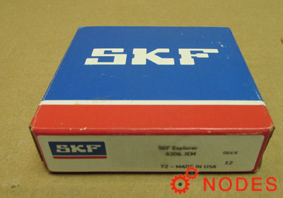 SKF 6306 single row deep groove ball bearings