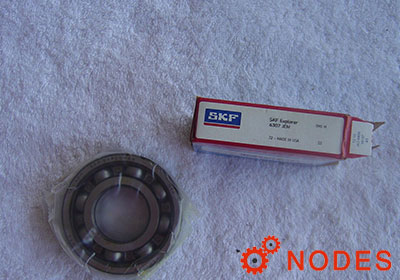 SKF 6307 M single row deep groove ball bearings