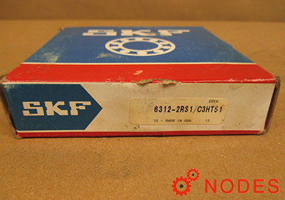 SKF 6312-2RS1 Bearing