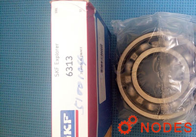 SKF 6313 single row deep groove ball bearings