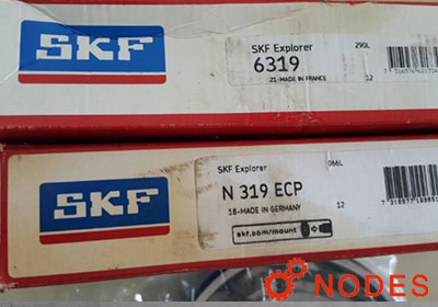 SKF 6319 single row deep groove ball bearings