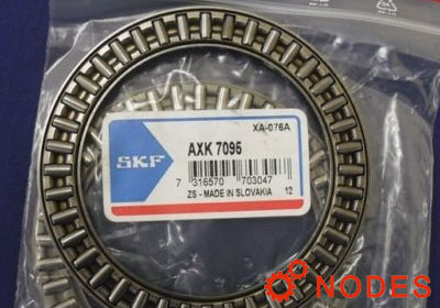 SKF AXK7095 thrust needle bearings | 70x95x4mm