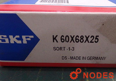 SKF K60x68x25 needle bearings