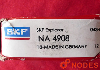SKF NA4908 needle bearings