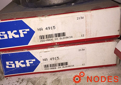 SKF NA4915 needle bearings