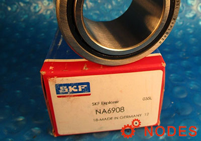 SKF NA6908 needle bearings