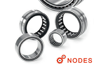 SKF needle roller bearings with flanges