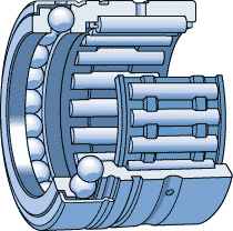 SKF Needle roller | thrust ball bearings