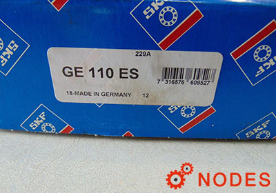 SKF GE110ES spherical plain bearings | 110x160x70mm