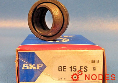 SKF GE15ES spherical plain bearings | 15x26x12mm