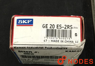 SKF GE20ES-2RS Bearing