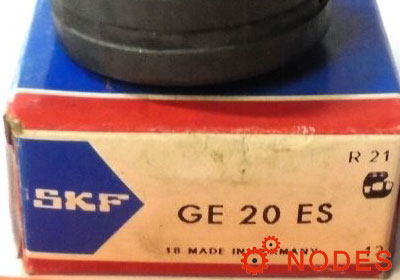 SKF GE20ES spherical plain bearings | 20x35x16mm