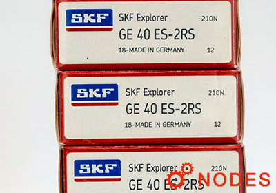 SKF GE40ES-2RS spherical plain bearings | 40x62x28mm