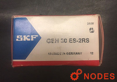SKF GEH30ES-2RS spherical plain bearings | 30x55x32mm