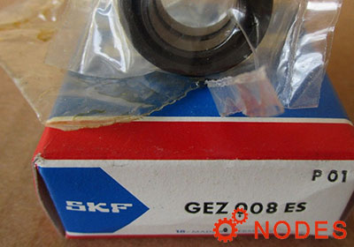 SKF GEZ008ES spherical plain bearings | 12.7x22.225x11.1mm