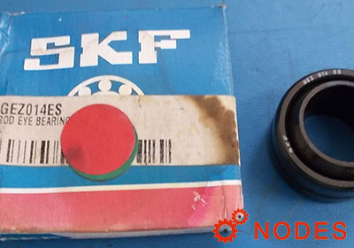 SKF GEZ014ES spherical plain bearings