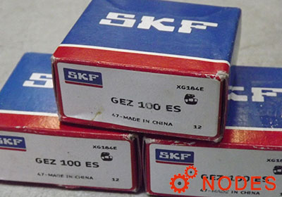 SKF GEZ100ES spherical plain bearings | 25.4x41.275x22.225mm