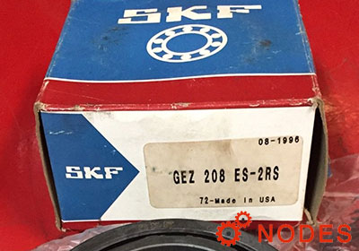 SKF GEZ208ES-2RS spherical plain bearings