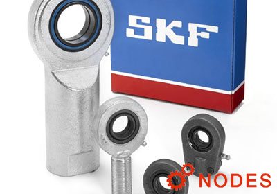 SKF rod ends requiring maintenance