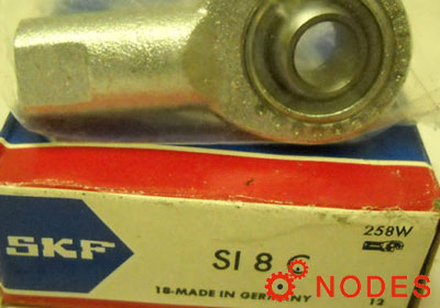 SKF SI8C rod ends | d:8mm, d2:25mm, l4:50mm
