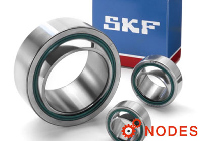 SKF maintenance-free spherical plain bearings