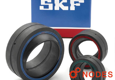 SKF radial spherical plain bearings requiring maintenance