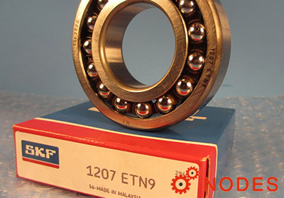 SKF 1207ETN9 ball bearings