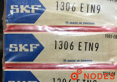 SKF 1306ETN9 ball bearings