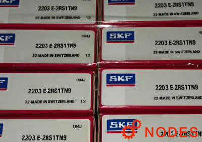 SKF 2203E-2RS1TN9 ball bearings