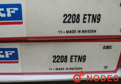 SKF 2208ETN9 ball bearings