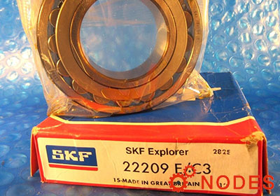 SKF 22209E/C3 spherical roller bearings