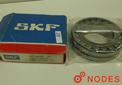 SKF 22214E/C3 spherical roller bearings