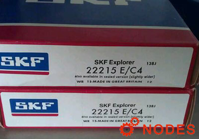 SKF 22215E/C4 spherical roller bearings