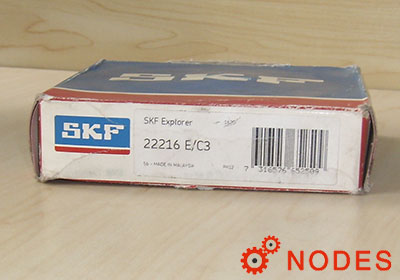 SKF 22216E/C3 spherical roller bearings
