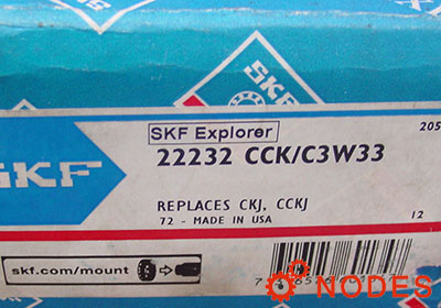 SKF 22232CCK/C3W33 spherical roller bearings