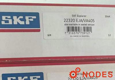 SKF 22320EJA/VA405 bearings for vibratory applications