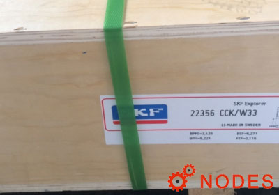 SKF 22356CCK/W33 spherical roller bearings